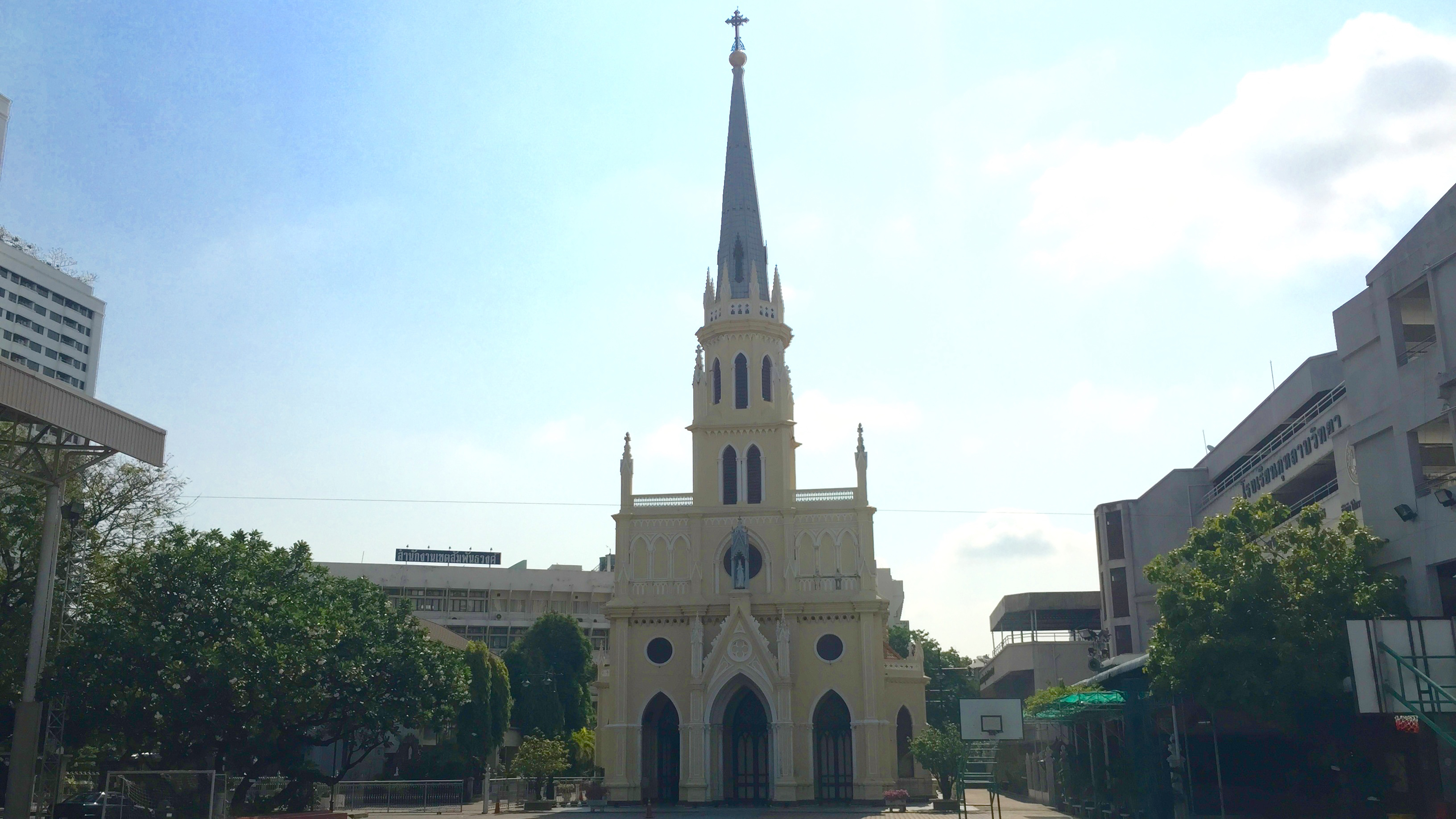 Discovering Bangkok – The influence of the early traders