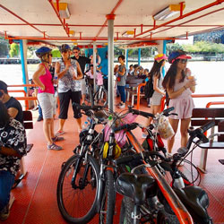 Relax-on-the-ferry-across-the-River-of-Kings-Siam-Boran-Follow-Me