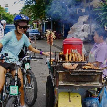 Siam Chiva food tour