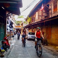 Explore hidden Bangkok